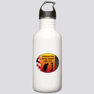 Vietnam War Memorial Water Bottle