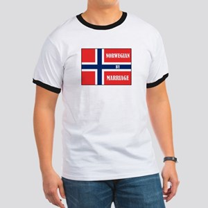 Norwegian by Marriage Ringer T
