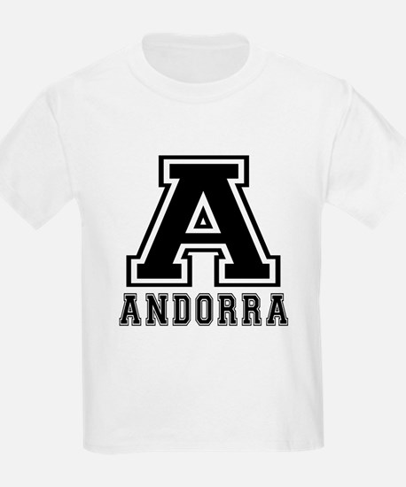 Andorra Designs T-Shirt