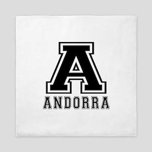 Andorra Designs Queen Duvet