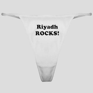 Riyadh Rocks! Classic Thong