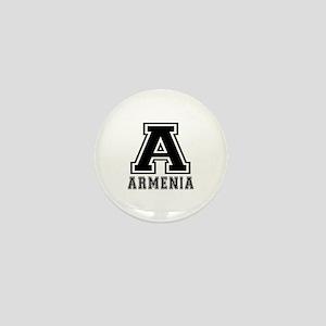Armenia Designs Mini Button