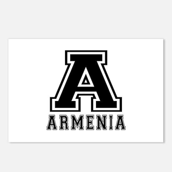 Armenia Designs Postcards (Package of 8)