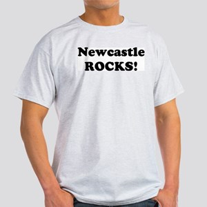 Newcastle Rocks! Ash Grey T-Shirt