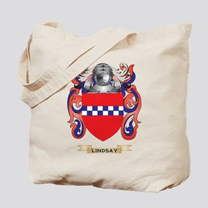 Lindsay Coat of Arms - Family Crest Tote Bag