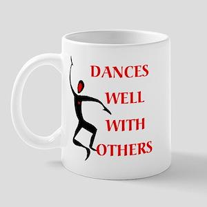 DANCES WELL Mug