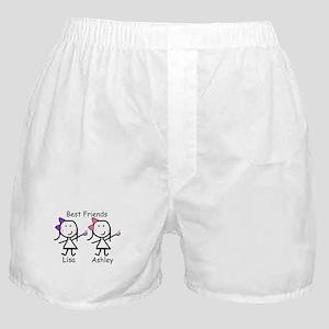Phones - Best Friends Boxer Shorts