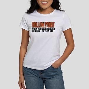When You Care Enough Women's T-Shirt