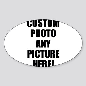 Custom Photo Upload Your Own Picture Sticker