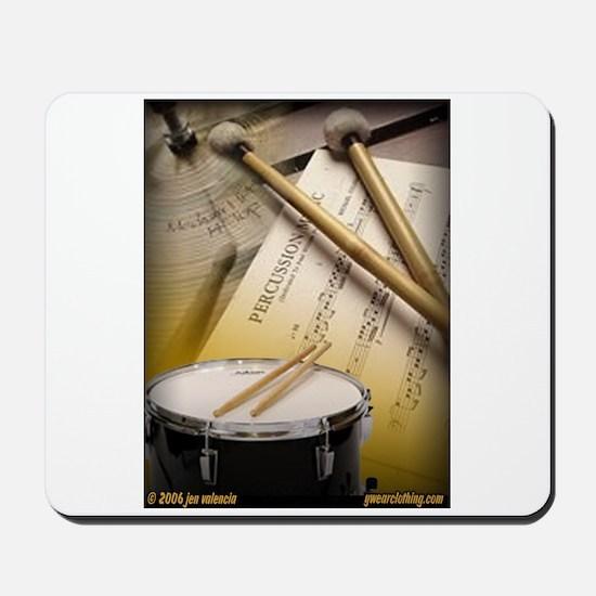 Drums Art 2 Mousepad