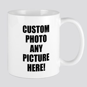 Custom Photo Upload Your Own Picture Mugs