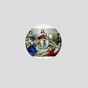 Christus consolator - 1856 Mini Button