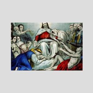 Christus consolator - 1856 Magnets