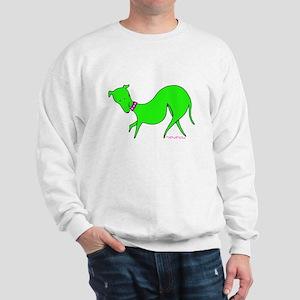Green Prissy Sweatshirt