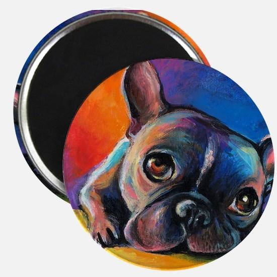 French Bulldog 5 Magnet