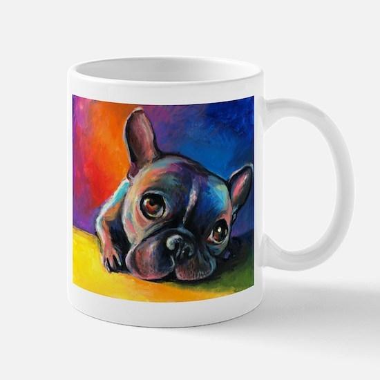 French Bulldog 5 Mug