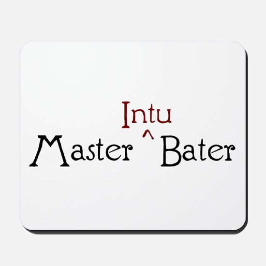 Master Intubater Mousepad