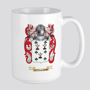 Littlejohn Coat of Arms - Family Crest Mug