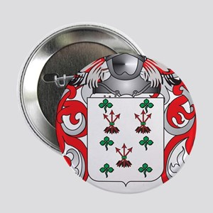 """Littlejohn Coat of Arms - Family Crest 2.25"""" Butto"""