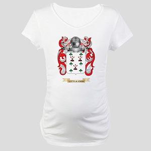 Littlejohn Coat of Arms - Family Crest Maternity T