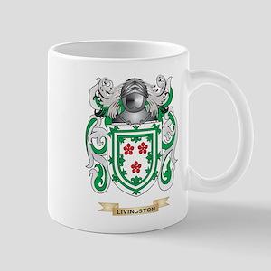 Livingston Coat of Arms - Family Crest Mug