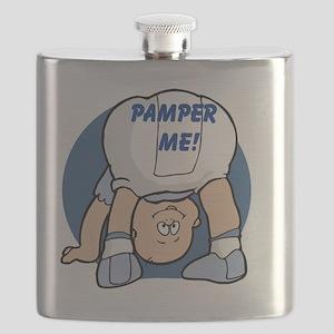 Pamper Me Flask