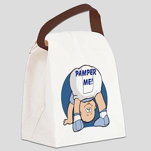 Pamper Me Canvas Lunch Bag