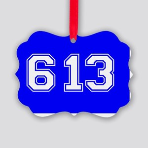 613 Picture Ornament