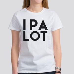 IPA LOT. I PEE A LOT. BEER HUMOR. T-Shirt