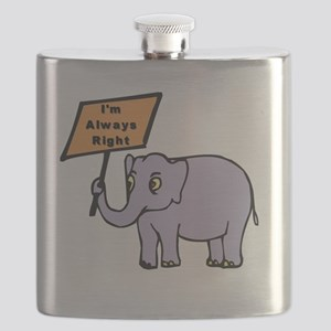Always Right Flask