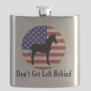 Left Behind Flask