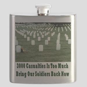 3000 casualities Flask