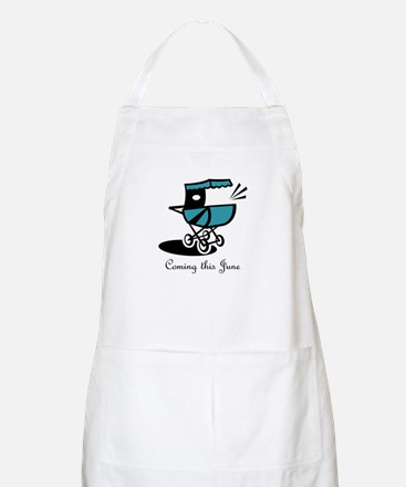 Coming This June BBQ Apron