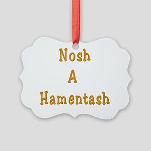 Hamentash Picture Ornament