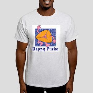 Happy Purim 5 Light T-Shirt