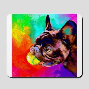 French Bulldog 6 Mousepad