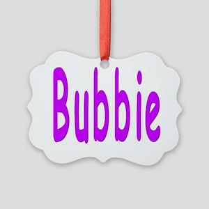 Bubbie Picture Ornament