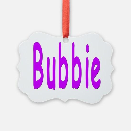 Bubbie Ornament