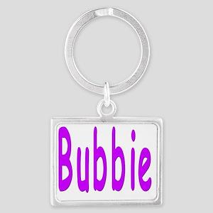 Bubbie Landscape Keychain