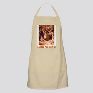 Let My People Go Apron