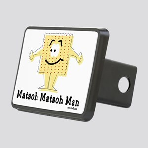 MAtzoh Matzoh Man Rectangular Hitch Cover