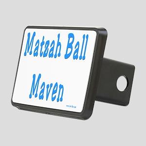MAtzah Ball Maven flat Rectangular Hitch Cover