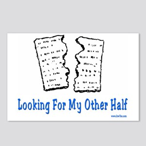 Looking For Other Half 2 Postcards (Package of 8)