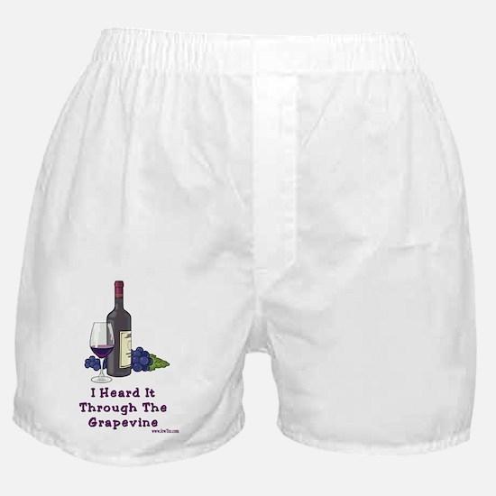 Grapevine2 Boxer Shorts