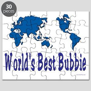 Worlds Best Bubbie Puzzle