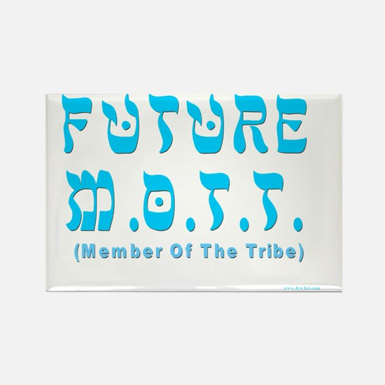 Future member of the tribe Rectangle Magnet