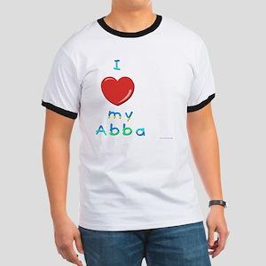 I love my abba Ringer T