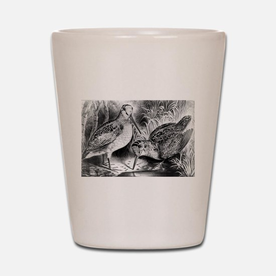 Woodcock - 1871 Shot Glass