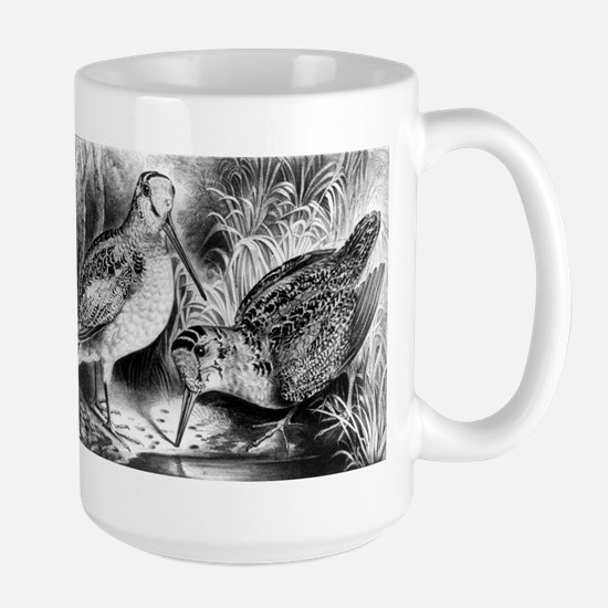 Woodcock - 1871 Mugs