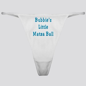 Bubbies Matza Balls Classic Thong